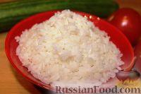 Фото к рецепту: Как сварить рис в микроволновке