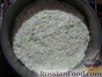 Фото приготовления рецепта: Запеканка из кабачков - шаг №6