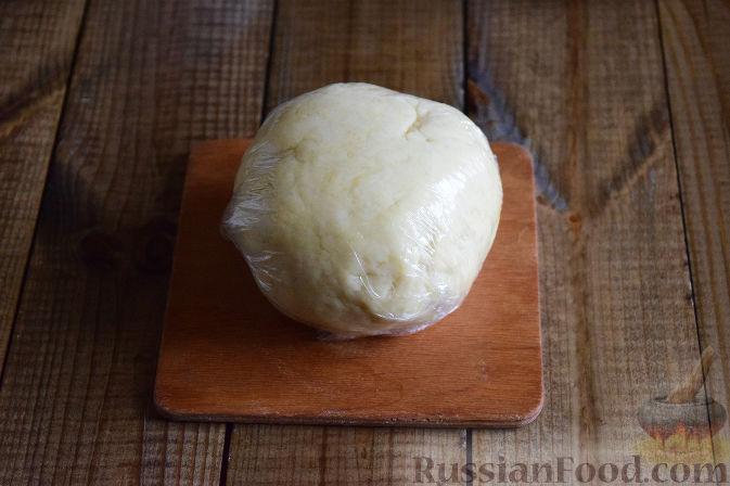 Фото приготовления рецепта: Пирог с черноплодной рябиной - шаг №3