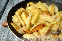 Фото приготовления рецепта: Скоблянка - шаг №7