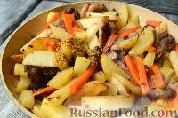 Фото приготовления рецепта: Скоблянка - шаг №8