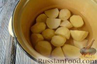 Фото приготовления рецепта: Гарнир «Герцогиня» из картофеля - шаг №2