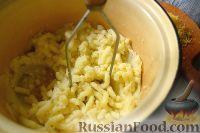 Фото приготовления рецепта: Гарнир «Герцогиня» из картофеля - шаг №4