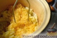 Фото приготовления рецепта: Гарнир «Герцогиня» из картофеля - шаг №5