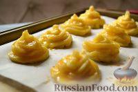 Фото приготовления рецепта: Гарнир «Герцогиня» из картофеля - шаг №9
