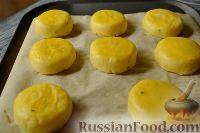 Фото приготовления рецепта: Гарнир «Герцогиня» из картофеля - шаг №10