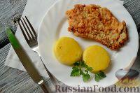 Фото приготовления рецепта: Гарнир «Герцогиня» из картофеля - шаг №12