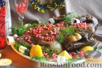 Фото к рецепту: Утка праздничная