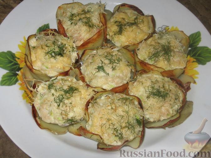Рецепт Мини-запеканки из кабачка и курицы