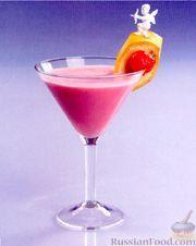 Рецепт Ягодно-йогуртовый коктейль