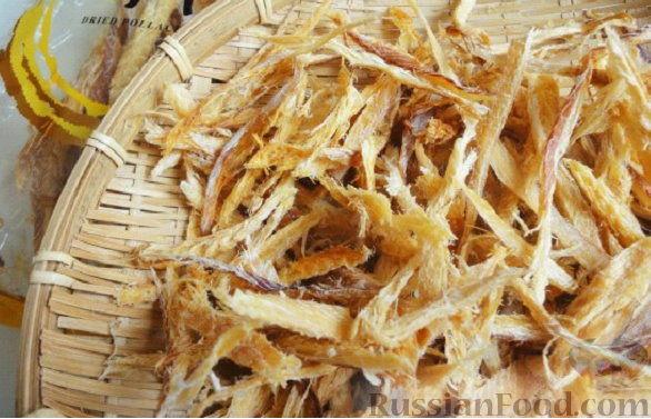 Фото приготовления рецепта: Суп из сушеной рыбы по-корейски (букогук) - шаг №1
