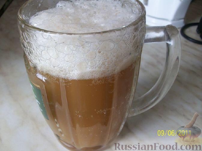 Рецепт Квас домашний