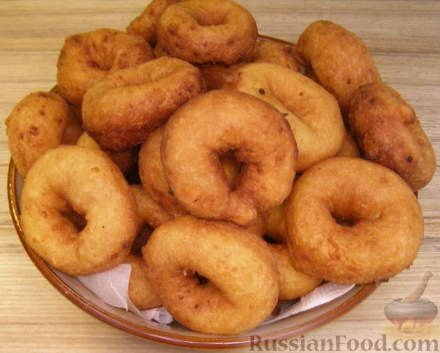 пончики из творога рецепт с фото пошагово