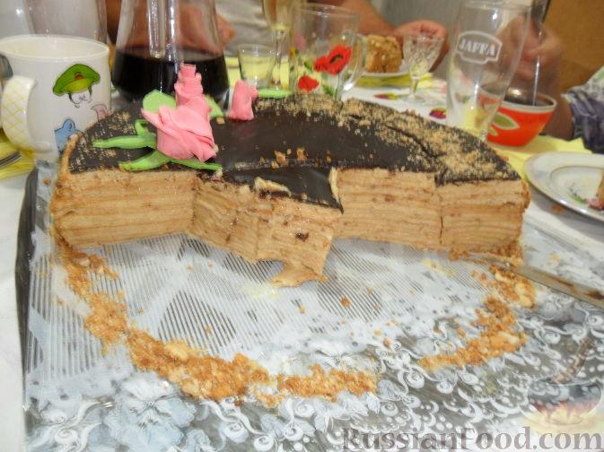 торт любимчик пашка рецепт патриот