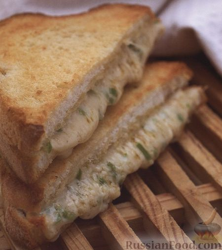 Рецепт Бутерброды с перчинкой