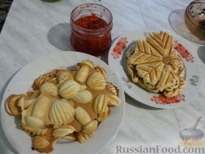 Рецепт Домашнее фигурное печенье
