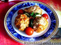 Фото к рецепту: Рыбные тефтели