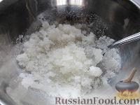 Фото приготовления рецепта: Морковный торт (постный) - шаг №3