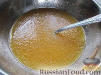 Фото приготовления рецепта: Морковный торт (постный) - шаг №4