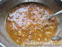 Фото приготовления рецепта: Морковный торт (постный) - шаг №6