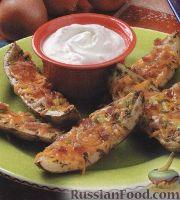 Фото к рецепту: Картофель, жаренный на гриле