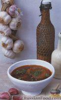 Фото к рецепту: Испанский чесночный суп