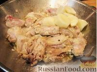 Фото приготовления рецепта: Дакжим (курица с овощами по-корейски) - шаг №6