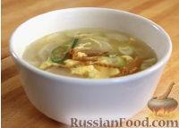 Фото к рецепту: Суп из сушеной рыбы по-корейски (букогук)