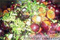 Фото приготовления рецепта: Сливовый соус к мясу - шаг №1