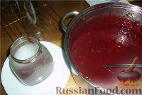Фото приготовления рецепта: Сливовый соус к мясу - шаг №3