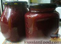 Фото к рецепту: Сливовый соус к мясу