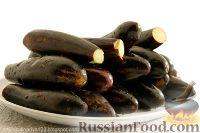 Фото приготовления рецепта: Квашеные баклажаны с капустой - шаг №1