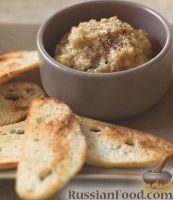 Фото к рецепту: Икра из печеных баклажанов
