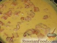 Фото приготовления рецепта: Спагетти с соусом карбонара - шаг №3