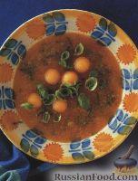 Фото к рецепту: Сладкий суп из дыни