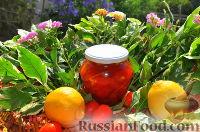 Фото к рецепту: Варенье из помидорок шери (черри)