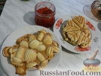 Фото к рецепту: Домашнее фигурное печенье