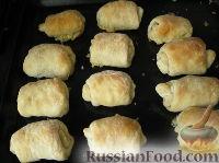 Фото к рецепту: Хачапури по-грузински (традиционные)