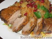 Фото к рецепту: Утка по-бордоски