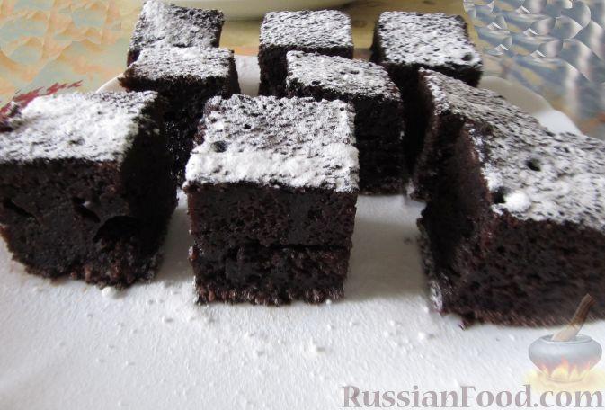 Торт на кислом молоке рецепт с фото
