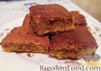Фото к рецепту: Морковный пирог