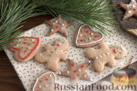 Фото к рецепту: Рождественские пряники