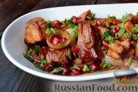 Фото к рецепту: Хоровац (армянский шашлык) из говядины
