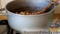 Фото приготовления рецепта: Бограч (венгерский гуляш по-закарпатски) - шаг №6