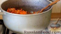 Фото приготовления рецепта: Бограч (венгерский гуляш по-закарпатски) - шаг №7