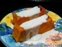 Фото к рецепту: Морковно-творожная запеканка