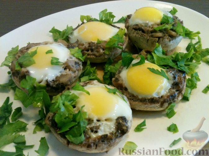 что можно приготовить из грибов шампиньоны рецепты #11
