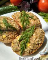 Фото к рецепту: Закуска из куриной печени