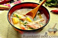 Фото к рецепту: Суп крестьянский