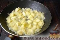 Фото приготовления рецепта: Курица, фаршированная рисом - шаг №5